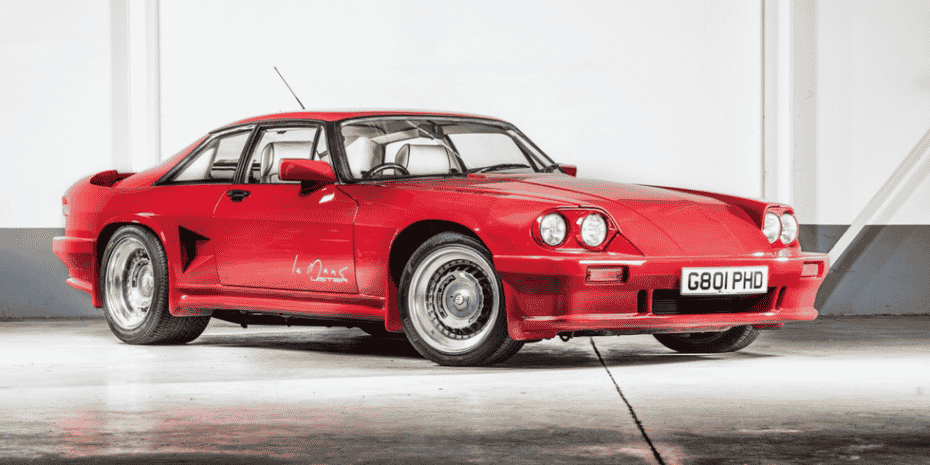 Uno de los Jaguar más raros puede ser tuyo, a la venta el 'XJS Lister Le Mans'