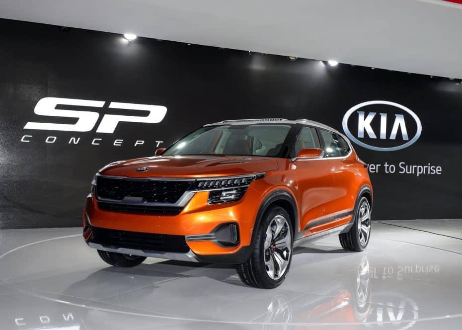 Kia SP Concept: El debut de Kia en la India tiene muy buena pinta…