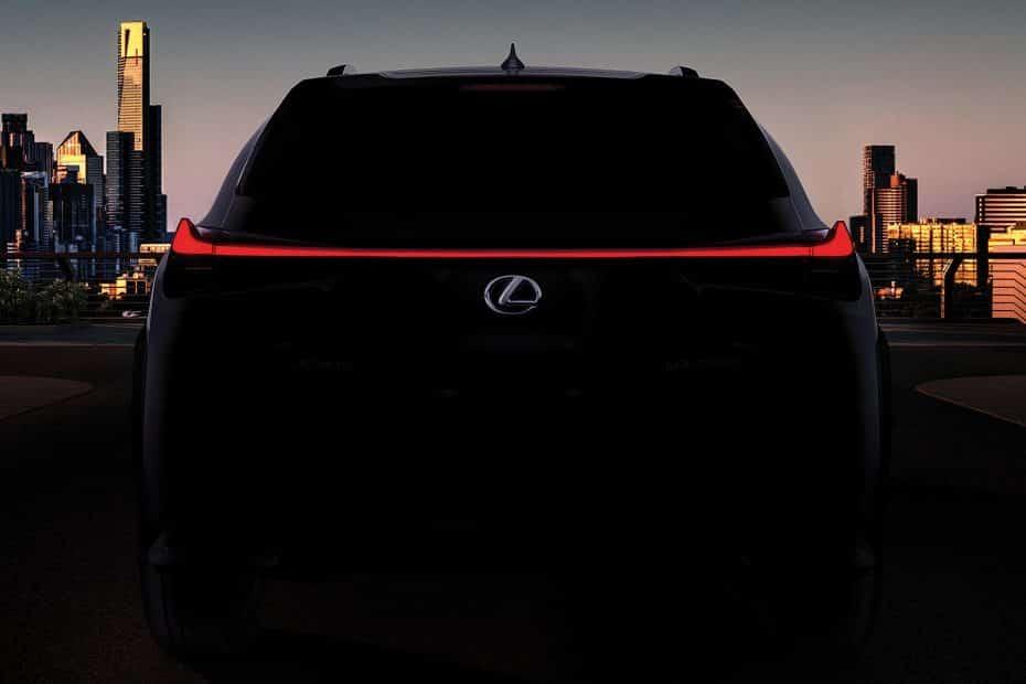 El Lexus UX definitivo estará en Ginebra: Primeros 'teaser' del rival híbrido de los Countryman, GLA, Q2 y X1