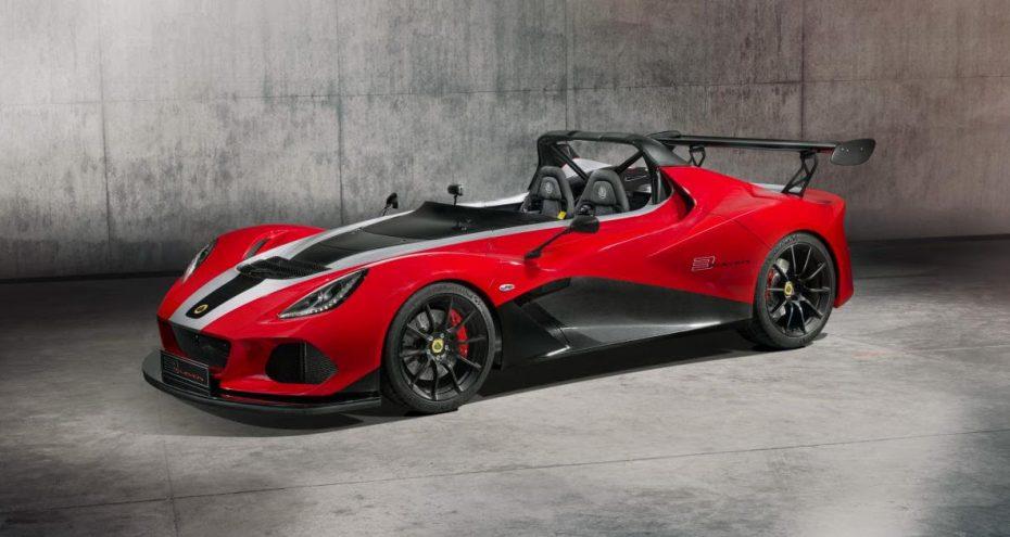 Así es el nuevo Lotus 3-Eleven 430: Más radical y extremo que nunca para ser el rey del circuito