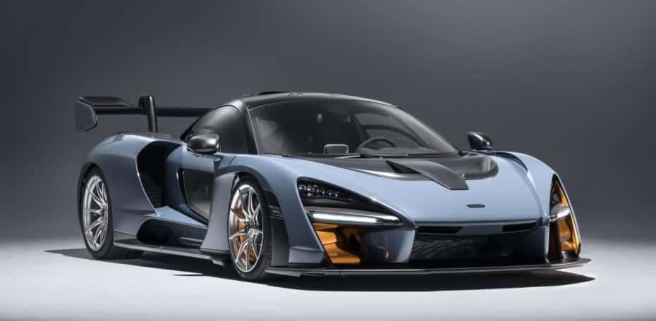 Llamadas a revisión semana 22//2020: McLaren 570GT, 720s, Senna, GT, Sprinter y más…