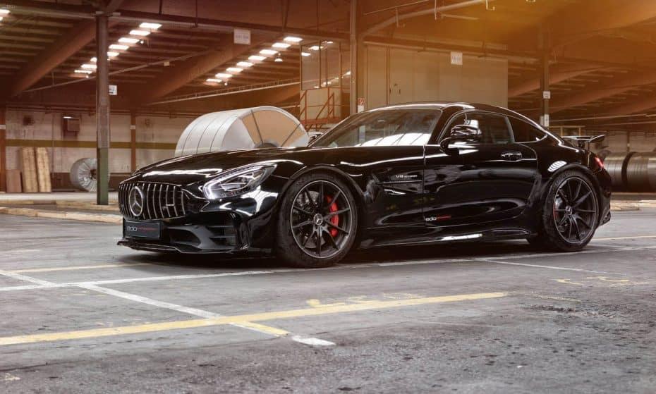 Aunque no veamos un Mercedes-AMG GT R Black Series, Edo Competition te ofrece esta bestia de 660 CV