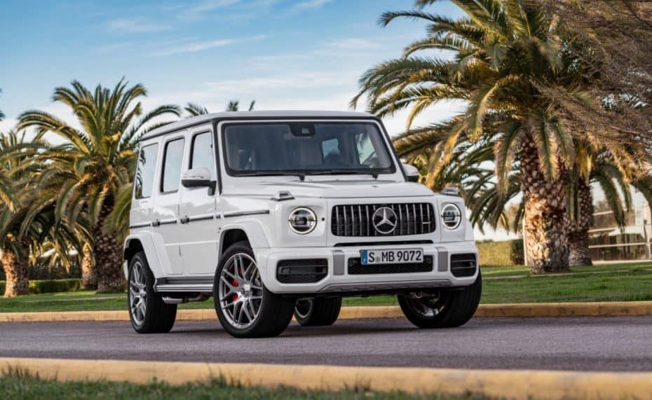 El Mercedes-AMG G 63 ya tiene precio en nuestro mercado: 297 euros por caballo