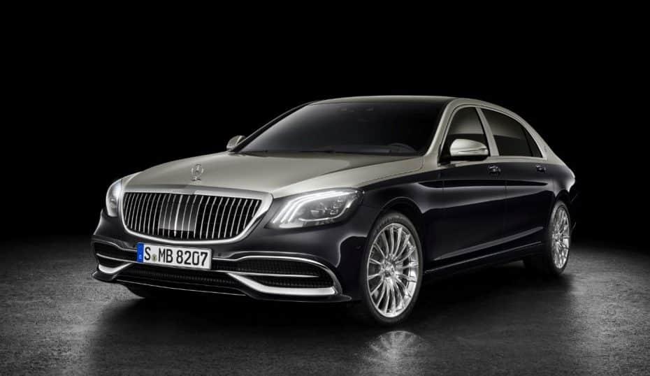 ¡Oficial!: El Mercedes-Maybach Clase S se pone al día y ahora será aún más refinado y elegante