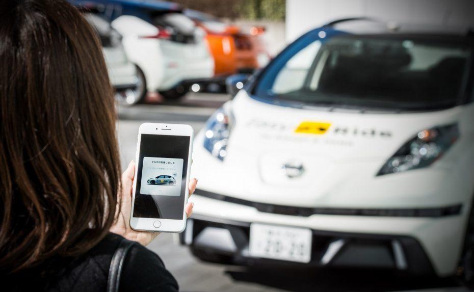 Llega a Tokio el servicio 'Nissan Easy Ride': Di hola a los taxis autónomos y adiós a los taxistas