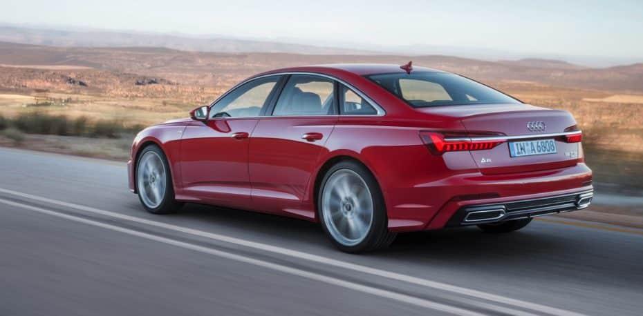 ¡Oficial! Así es el nuevo Audi A6: Esencia de A8 para la nueva berlina de la clase business