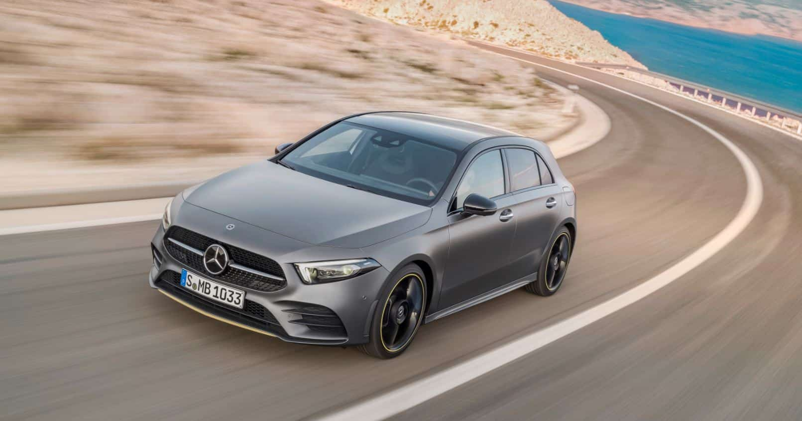 Oficial as es el nuevo mercedes benz clase a est tica for Mercedes benz clase a 2018
