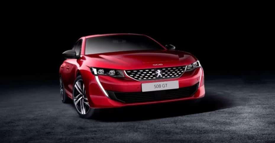 ¡Filtrado!: Así es el nuevo Peugeot 508 que debutará en Ginebra