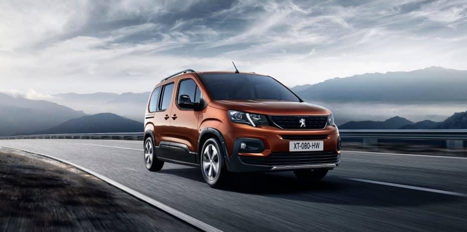 ¡Oficial!: Adiós al Partner, así es el nuevo Peugeot Rifter