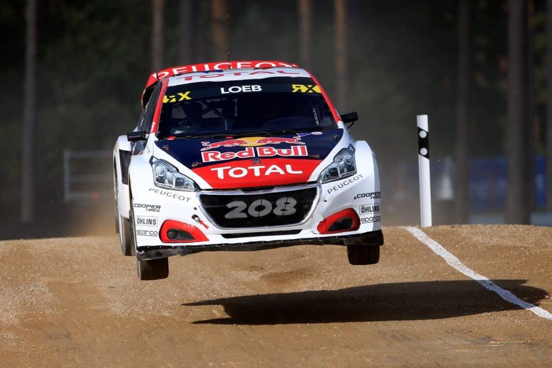 Conseguido el reto del Dakar, ahora Peugeot Sport va a por el Mundial de Rallycross