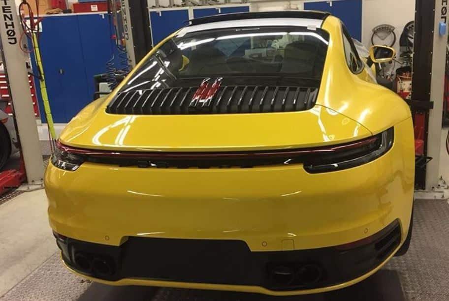 ¡Filtrado! ¿Es esta la nueva generación del Porsche 911? Todo apunta a que lo veremos en Ginebra