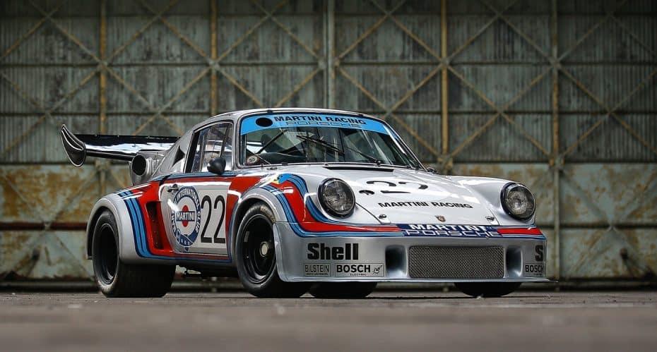 A subasta el primer Porsche 911 RSR Turbo de carreras ¡Y cuesta más de 6 millones de euros!
