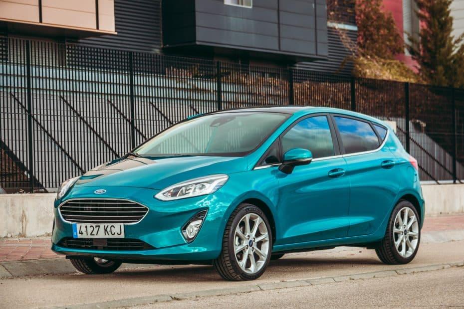 Prueba Ford Fiesta 1.0 EcoBoost 92kW (125CV) S/S 6 velocidades: Más nuevo, ágil y divertido que nunca