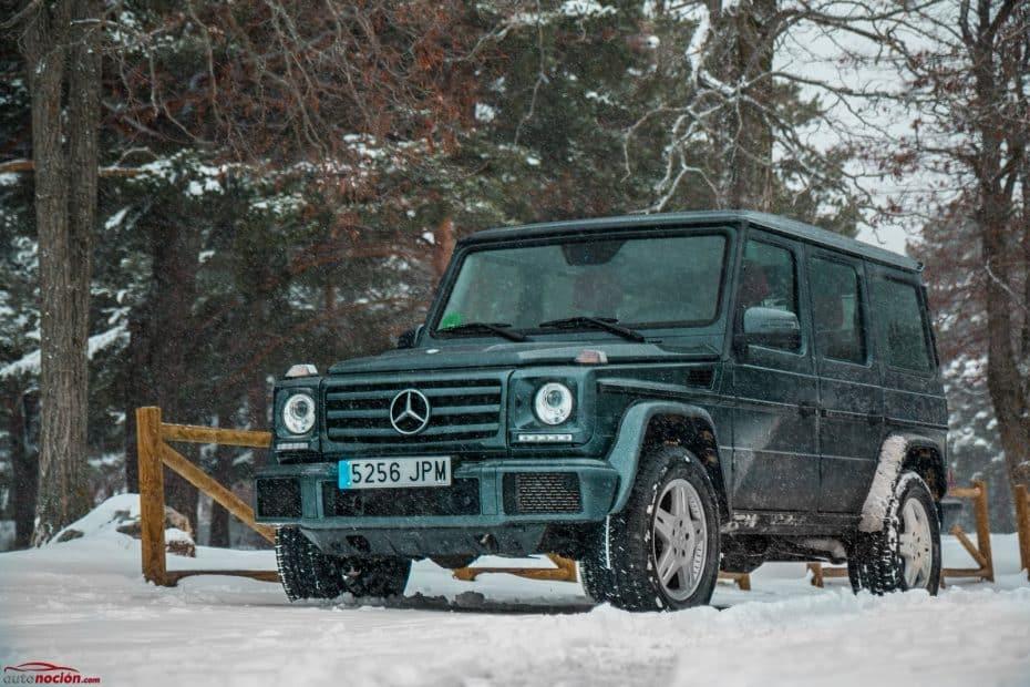 Prueba Mercedes-Benz G 350 d: El coche que deberías conducir al menos una vez en la vida