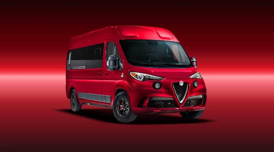 Ojo a estos curiosos render: Si BMW, Alfa Romeo, Škoda o Subaru fabricaran furgonetas ¿Cómo serían?