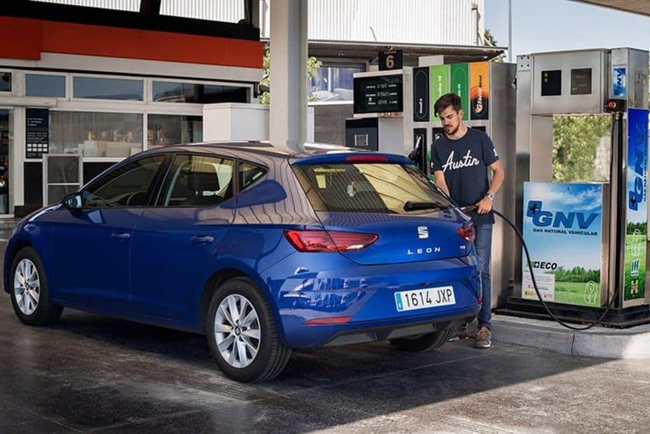 Estos fueron los coches a gas más vendidos en febrero