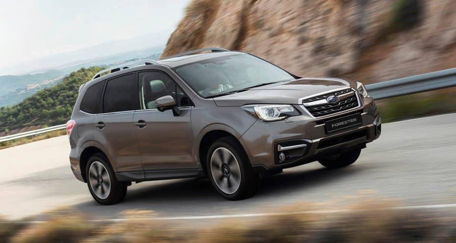 Así es la nueva gama Subaru Forester: Más segura y equipada