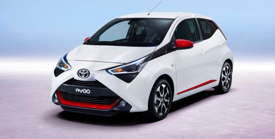 Así es el Toyota AYGO 2018 que la marca mostrará en Ginebra