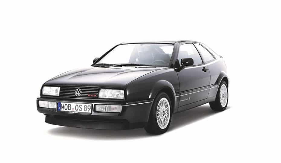 Volkswagen celebra los 30 años del Corrado en el Bremen Classic Motorshow