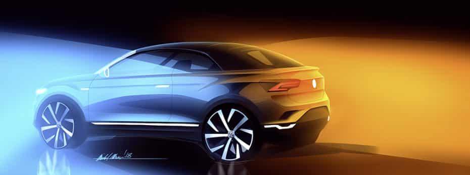 El Volkswagen T-Roc Cabrio tiene luz verde: Lo veremos en el primer semestre de 2020