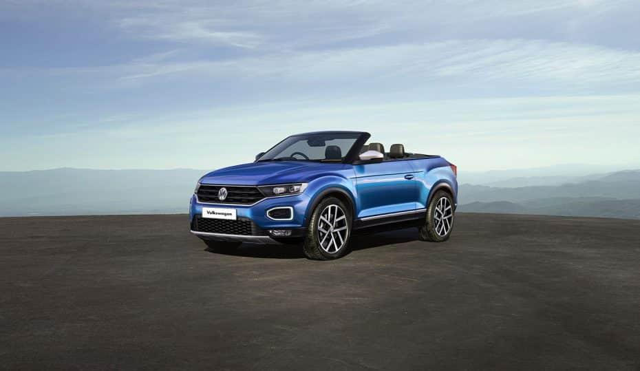 ¿Cómo será el Volkswagen T-Roc Cabrio que ya ha anunciado la marca? A ver qué te parecen estos render