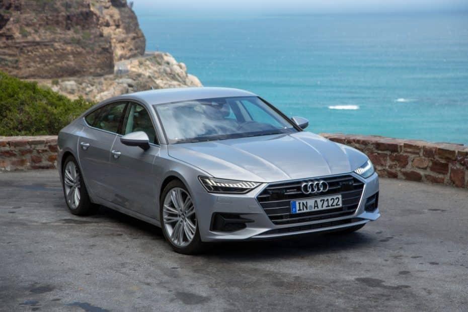 El nuevo Audi A7 Sportback recibe un motor diésel: El denominado 50TDI