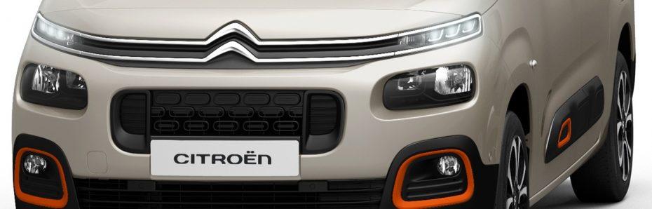 Primeras imágenes de los nuevos Citroën Berlingo, Peugeot Partner y Opel Combo