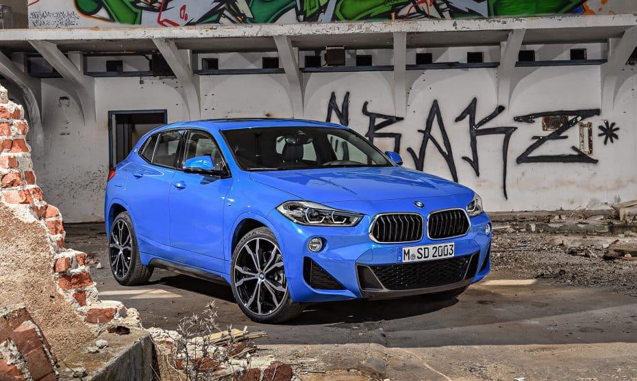 La gama del BMW X2 se completa: Ahora desde 35.050 € sin descuentos