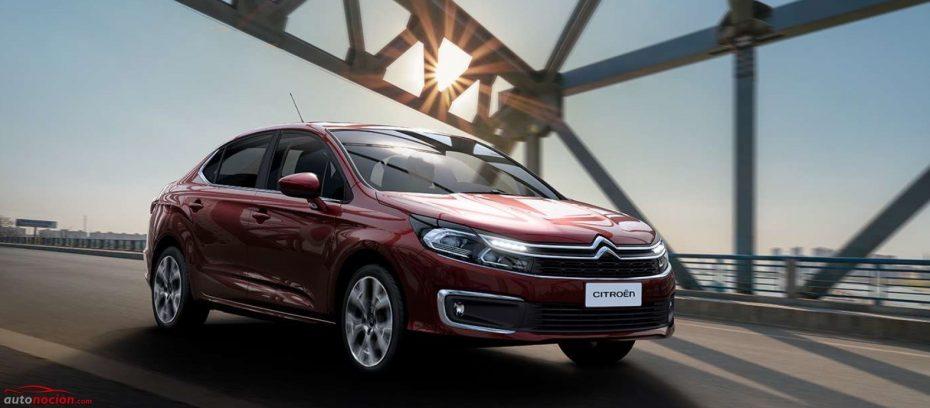 El Citroën C4 Lounge recibe lavado de cara: Se fabrica en Argentina para toda la región