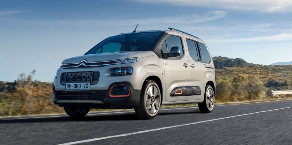 Ya a la venta el nuevo Citroën Berlingo: Desde 14.800 €