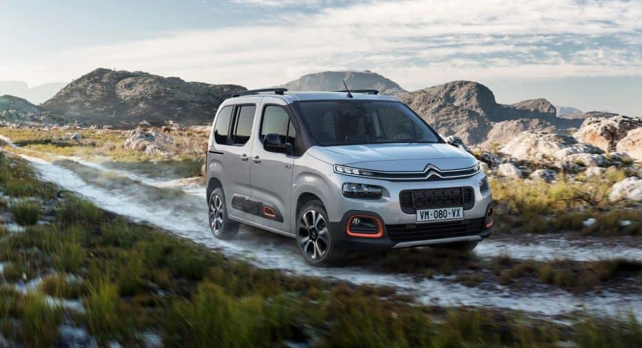 ¡Oficial!, así es el nuevo Citroën Berlingo en 38 imágenes
