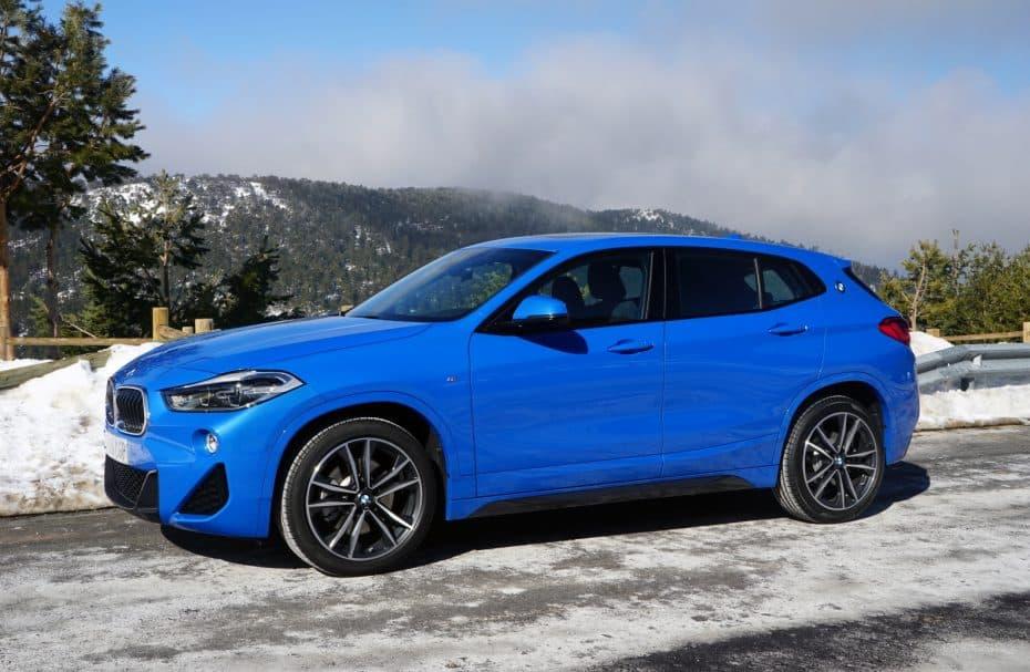 Contacto BMW X2: Una grata sorpresa en muchos sentidos