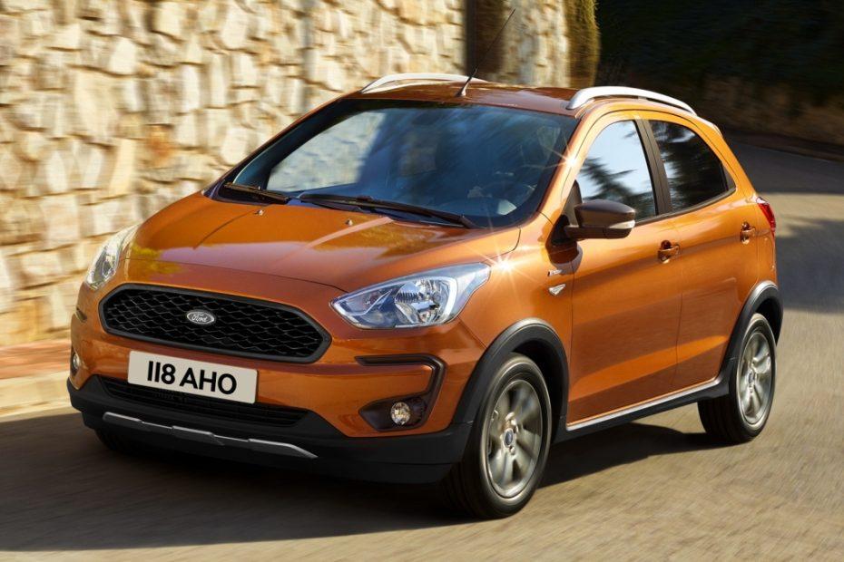 El renovado Ford Ka+ ya tiene precios para Alemania: Versión Active incluida