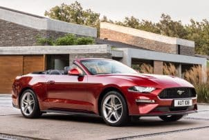El Ford Mustang tradicional sigue teniendo más demanda