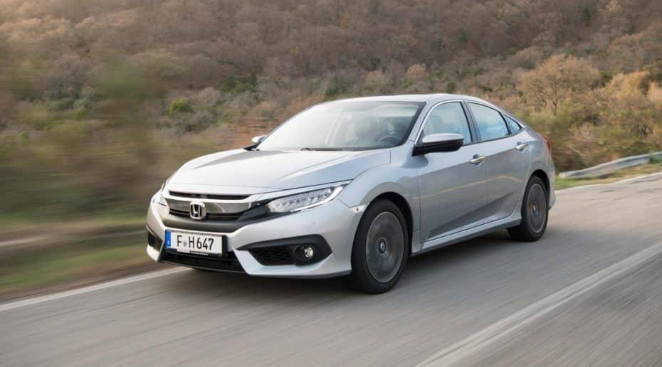 Todos los precios del nuevo Honda Civic diésel: Frugal y bien equipado