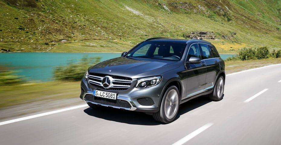 ¡Ojo! Más de 110.000 coches de Mercedes-Benz son llamados a revisión en los EE.UU.
