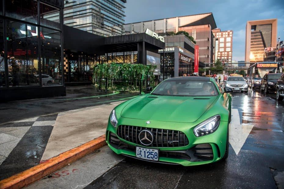 Los modelos más vendidos en Taiwán durante noviembre, aquí
