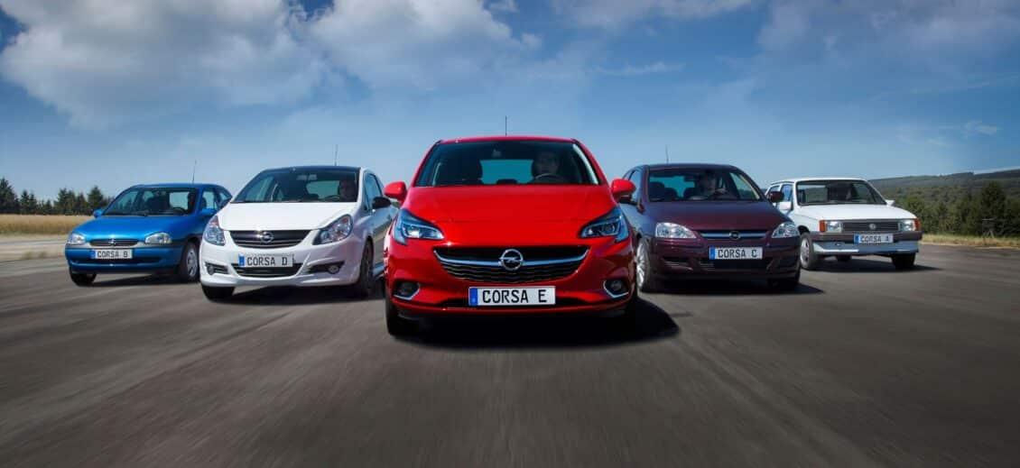 El Opel Corsa seguirá siendo «Made in Spain», en 2019 llegará el nuevo y en 2020 la variante eléctrica