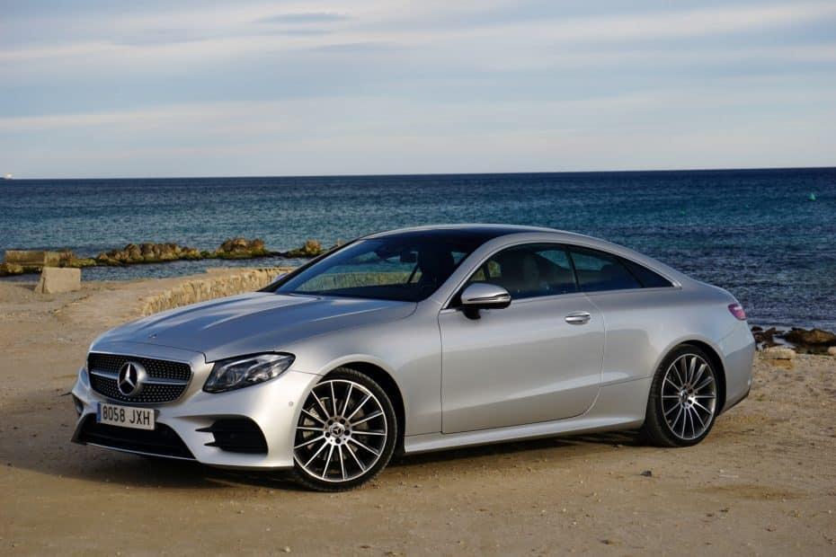 Prueba Mercedes E220d Coupé 194 CV 9G-Tronic: No apto para tímidos