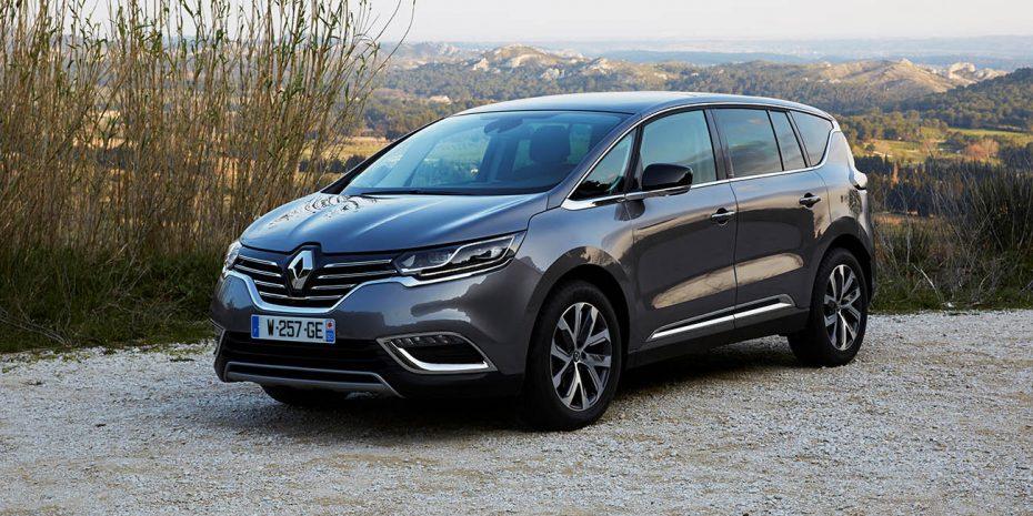 Renault ya tiene listo su diésel de 200 CV: Lo estrenará el Espace