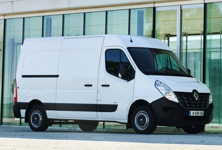El Renault Master ZE 100% eléctrico ya es una realidad: Costará unos 60.000 €