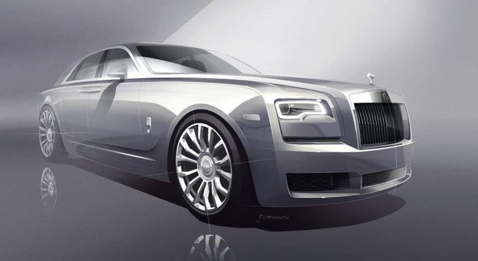 Rolls-Royce anuncia 35 unidades de lo que llama Silver Ghost Collection: Los «clásicos» del futuro