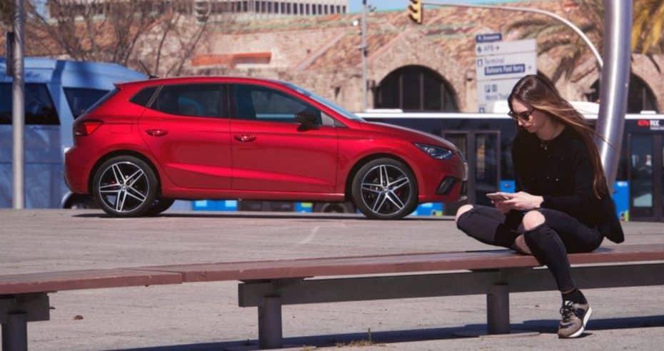 SEAT se apunta al «coche compartido» con coches eléctricos y de GNC