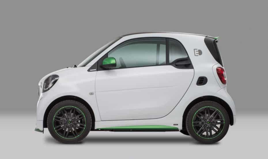 El smart Ushuaïa Limited Edition 2018 ahora es 100% eléctrico y parte de los 29.661 €