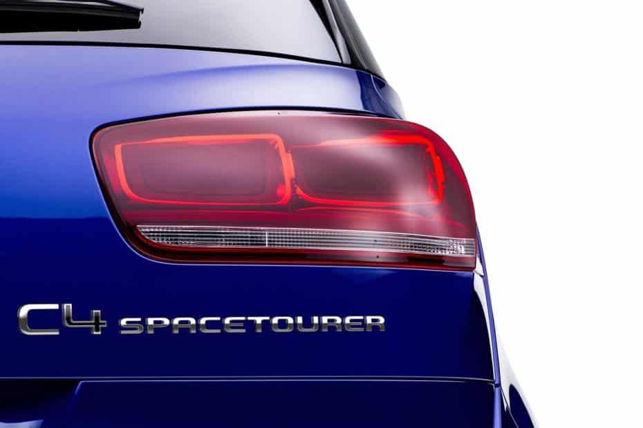 Citroën abandona la denominación Picasso: En su lugar llega Spacetourer