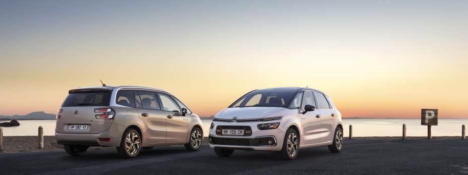 Ya a la venta los Citroën C4 Spacetourer en España: Adiós Picasso