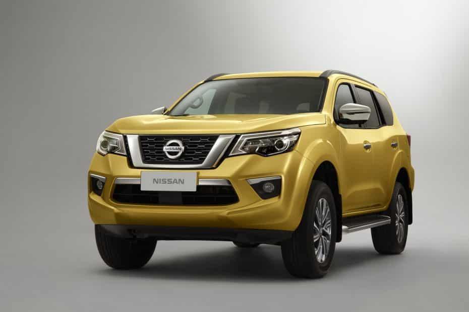 Primeras imágenes oficiales del nuevo Nissan Terra: Un 4×4 de verdad