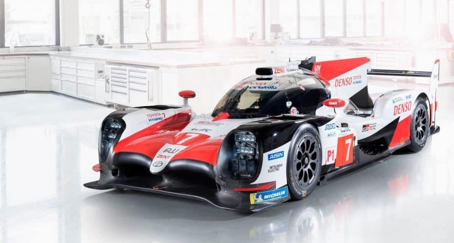 Estos son los planes deportivos de Toyota para 2018 y quieren ganarlo todo…