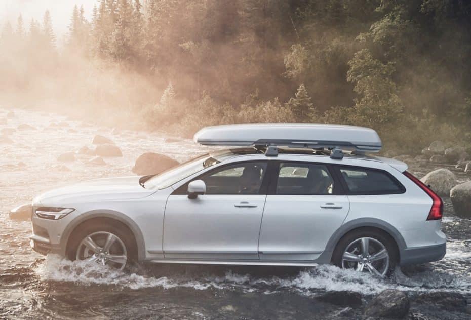 Aterriza en el mercado español el nuevo Volvo V90 Cross Country «Ocean Race»