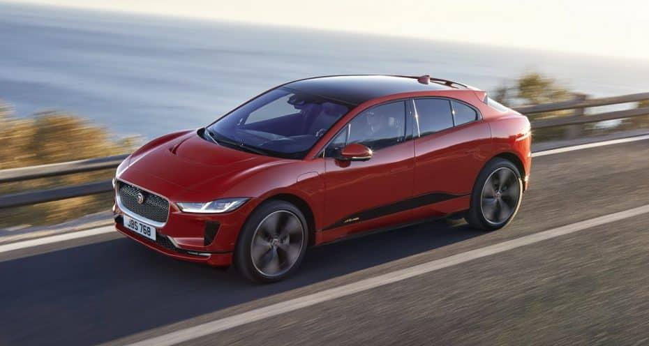 Ya es oficial: Nuevo Jaguar I-Pace, el primer SUV eléctrico de la firma británica